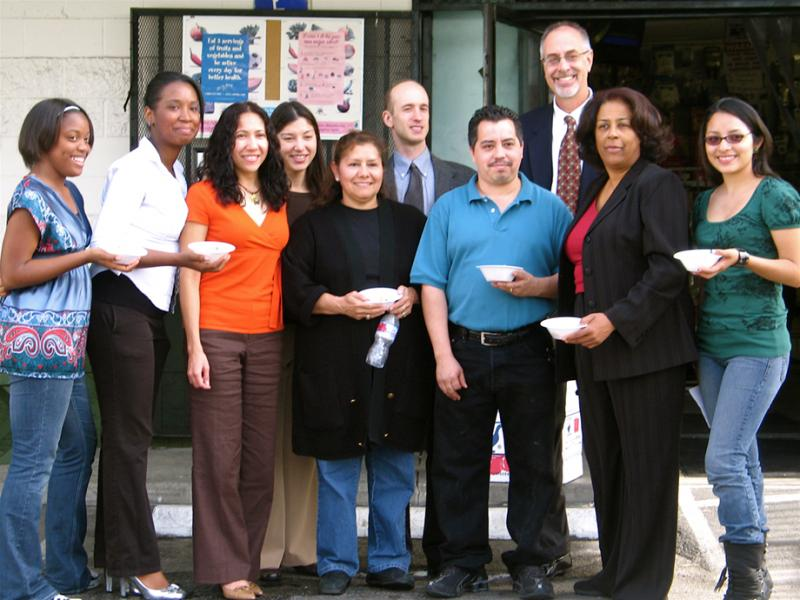 South LA HEAC 2007 with L.A. City Councilwoman Jan Perry (CD-9)